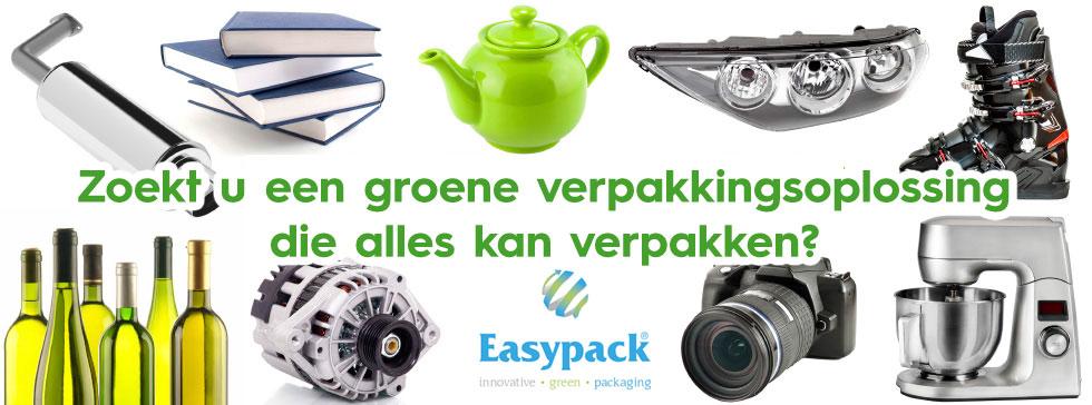 groene verpakkingsoplossingen